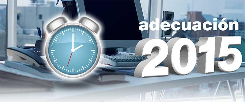 Adecuacion ISO 9001:2015