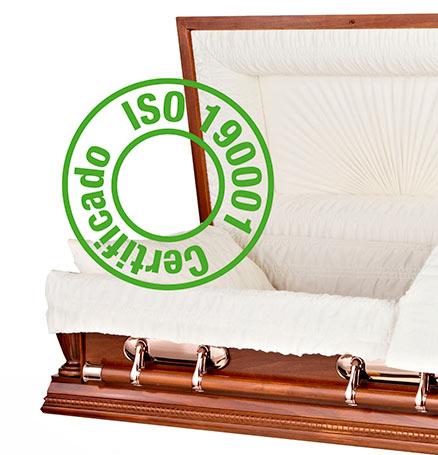 ataud sello de calidad 190001
