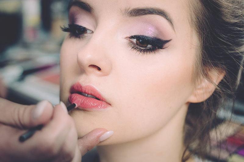 Utilizacion de cosmeticos