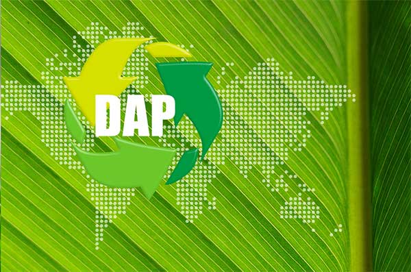 Sello DAP ADEQA QUALITY