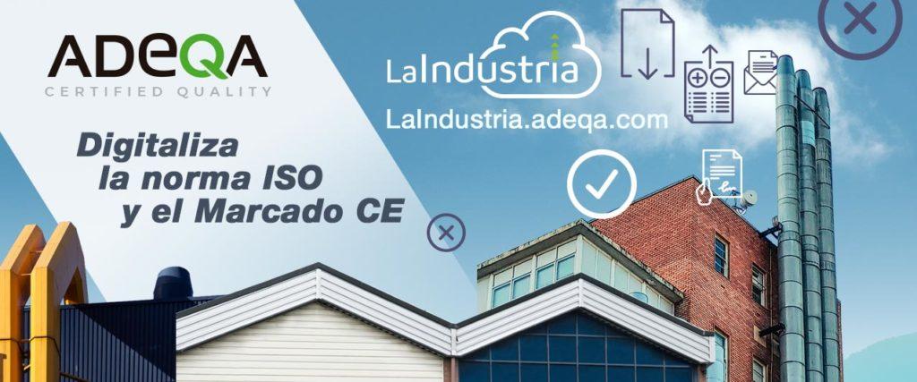 Digitalizar la ISO y Marcado CE